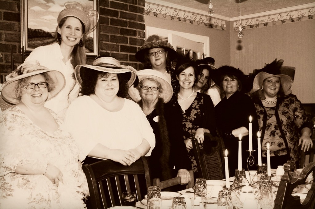 Old Timey Pic