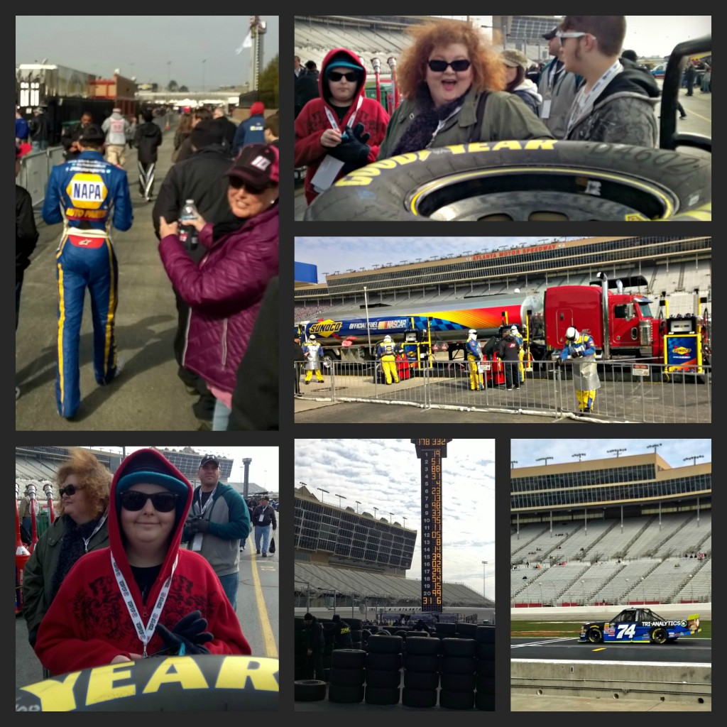 Pit Collage