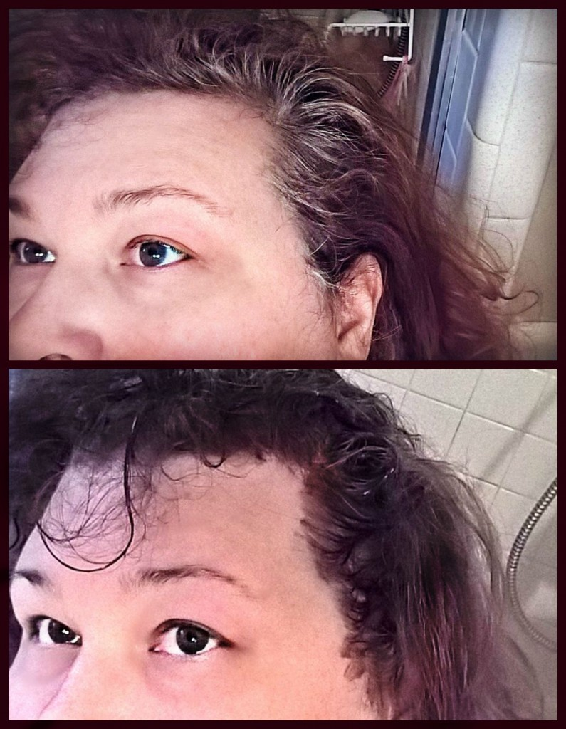 PicMonkey hair Collage
