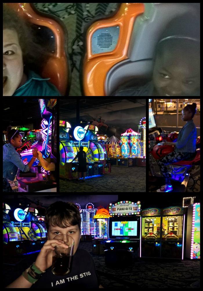 Arcade Collage