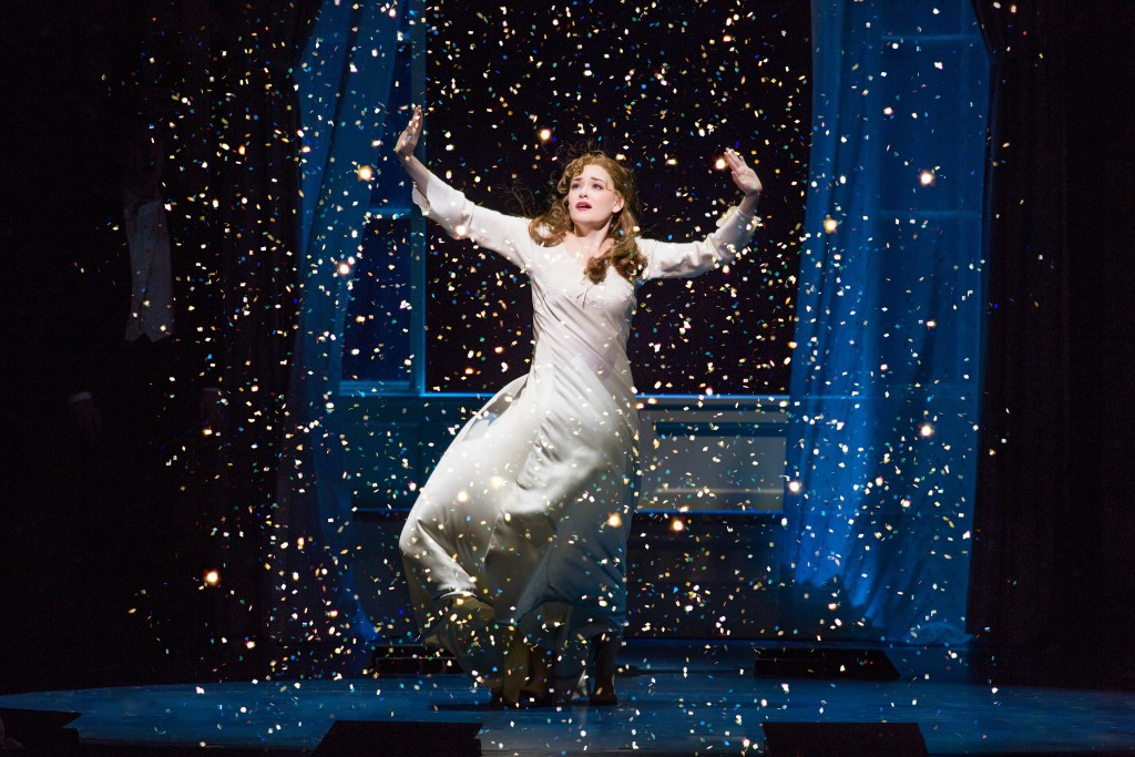 Christine Dwyer as Sylvia Llewelyn Davies in Finding Neverland Credit Jeremy Daniel _IMG_4741